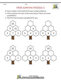 13 best second grade math puzzles images on pinterest maths