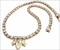 antique jewelry necklace images Vintage necklaces and antique costume jewelry necklaces and jpg