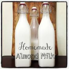 how to make your own almond milk clean eating pinterest
