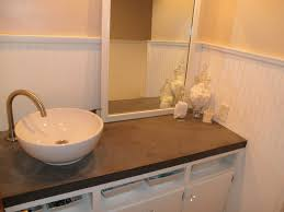 likable small bathroom remodel ideas featuring white full tile likable small bathroom remodel ideas featuring white full tile design showing wainscoting and ikea vanity combined brown marble top has alluring scheme rem