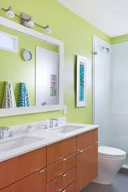 lime green bathroom ideas bold bathroom colors that make a statement hgtv u0027s decorating