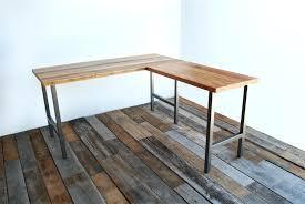 reclaimed wood l shaped desk l shaped wood desk reclaimed wood l shaped desk models l shaped for