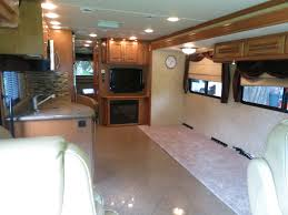 Motor Home Interiors Production Motorhome Rental Film Production Orlando