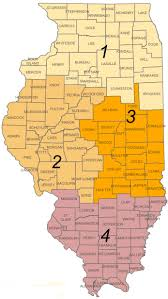 Map Of Springfield Illinois by Illinois Forestry Association Board Of Directors
