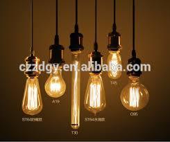 Edison Bulb String Lights Decorative Edison Carbon Filament Light Bulb Vintage Light Bulb