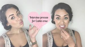 hair by tasha parker interview process tips for cabin crew tasha parker youtube