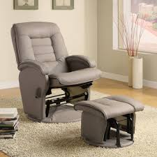 Recliner With Ottoman Decorate Ideas Recliner With Ottoman U2014 House Plan And Ottoman