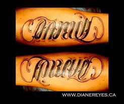ambigram tattoos family forever ambigram tattoobite com