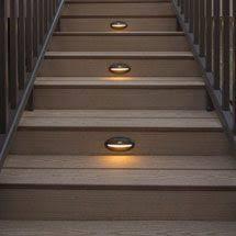solar deck lights stair recessed riser led light by trex deck