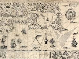 Boston Map 1770 by Boston Library Recovers Stolen Map Created In 1612 Cbs News