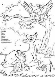 bambi coloring pages bing images coloring pages bambi