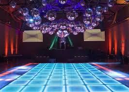disco rental led floor rental los angeles partyworks inc equipment