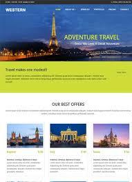 travel web images Travel agency templates free download webthemez jpg