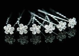 wedding hair pins bridal hair pin wedding hair bridal flower