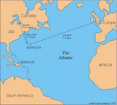 map usa bermuda bermuda location information