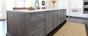 wire brushed white oak kitchen cabinets what is cerused oak walker woodworking