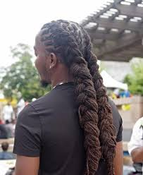 cornrows hair added jamis braid designz and dreads pinterest 50 creative long hairstyles for black men menhairstylist com