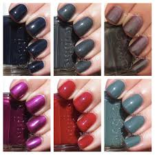the polishaholic essie fall 2013 collection swatches