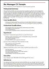 sle resume for cleaning supervisor responsibilities restaurant gallery of bar resume exles