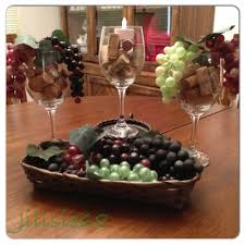 kitchen tree ideas dollar tree wine themed decorations just added wine corks from