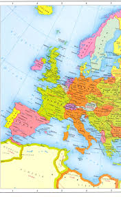 World War 2 Europe Map by Map Of Europe Pre Ww2 Roundtripticket Me