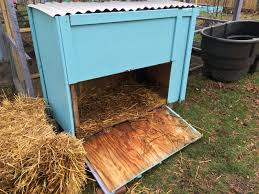 how to make a duck house the cape coop