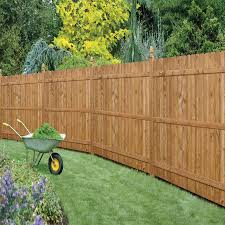 shop severe weather spruce pine fir dog ear wood fence privacy