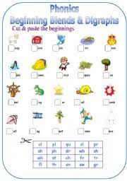 phonics beginning blends u0026 digraphs