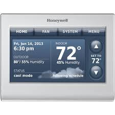 Wink Honeywell Thermostat Rth9580wf