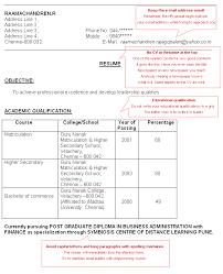 How To Make A Good Resume For A Job Download How To Make Cv Resume For Freshers Haadyaooverbayresort Com