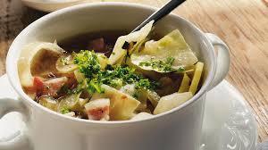 bayerische küche rezepte bayerische kohlsuppe