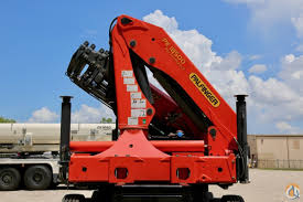2014 palfinger pk 18500 performance knuckle boom crane for sale in