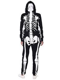 womens skeleton jumpsuit s skeleton costume skeleton jumpsuit onesie