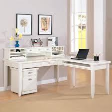 L Shaped Writing Desk L Desk White Home By Martin Loft L Shaped Writing Desk With