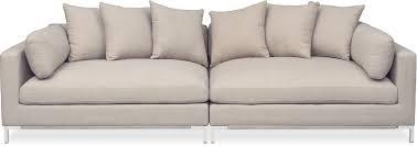 sofa ausziehbar moda 2 sofa ivory value city furniture