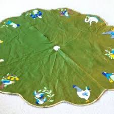 tree skirt kits to make rainforest islands ferry