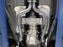 Dodge Challenger Exhaust Systems - now shipping twisted steel headers for 2011 2014 dodge challenger