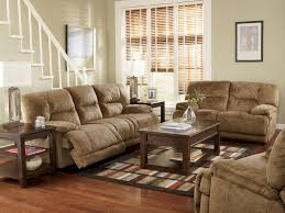 Microfiber Reclining Sofa Furniture Brown Microfiber Reclining Sofa And Loveseat Also