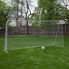 Best Soccer Goals For Backyard Franklin Tournament Steel Portable Soccer Goal 12 U0027 X 6 U0027 Hayneedle