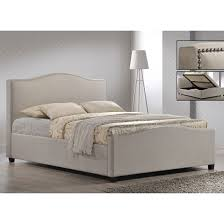 Fabric Ottoman Storage Brunswick Sand Fabric King Size Ottoman Storage Bed To Buy