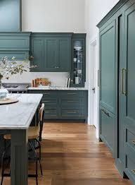 is green a kitchen color 11 green kitchen cabinet paint colors we swear by