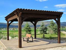 Pergola Vs Gazebo by Peaceful Places 20 Serene Outdoor Living Spaces Western Timber