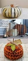 halloween wood blocks 20 amazing diy pumpkin decorations a piece of rainbow