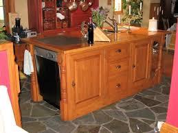 ilot de cuisine en bois un îlot de cuisine un plus pour votre cuisine fabricant concepteur