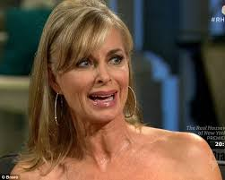 eileen davidson hairstyle 2015 real housewives of beverly hills kyle richards in tears while