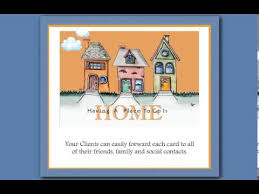 realtor greeting card from castle ecards