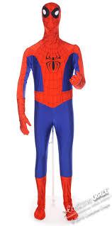 Super Deluxe Halloween Costumes Super Deluxe Spiderman Costume Costume Craze