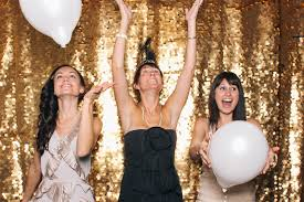 Glitter Backdrop Backgrounds Pick N Click Photo Booth