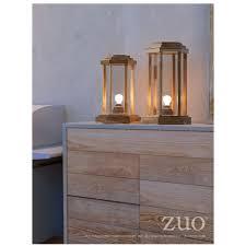 Zuo Floor L Zuo Modern Latter Floor L Teak Wood Large 56037 Small