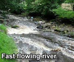 River Bed Definition The Stages Of A River